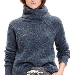 Madewell Roundtrip Turtleneck Sweater E3215 XS